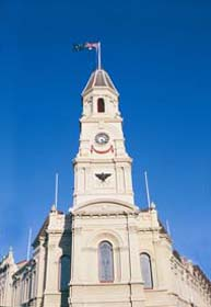 Fremantle Town Hall - Broome Tourism