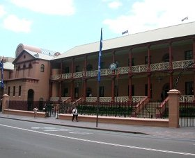 Parliament House - Broome Tourism